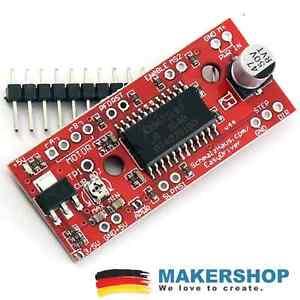 EASYDRIVER-v4-4-a3967-Stepper-Motore-STAMPANTE-3d-passo-Arduino-driver-motore-D