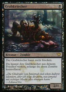 Grabkriecher-FOIL-Gravecrawler-NM-Buy-a-Box-Promo-GER-Magic-MTG