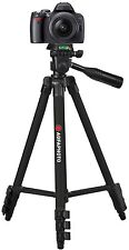 "50"" AGFAPHOTO Pro Tripod With Case For Canon EOS Rebel T3 T3i"