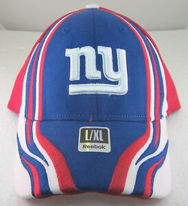 4ce05c9eec1 NFL New York Giants Multi-Color Flex Fit Fitted Hat By Reebok