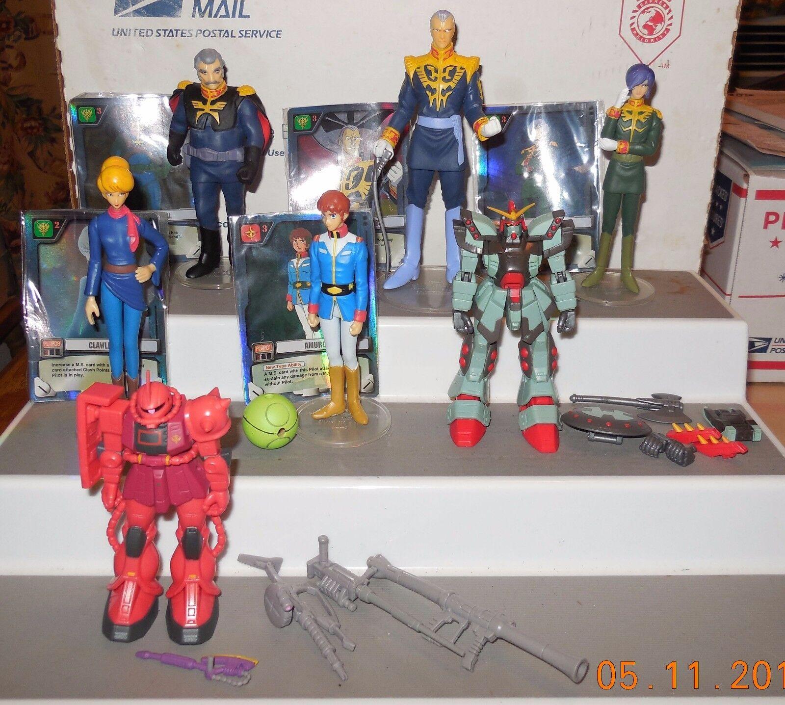 2001 Bandai Mobile Suit Gundam 4
