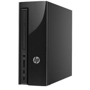 HP Slimline 260-A116NL Intel Pentium J3710 Quad Core 1.6 GHz Ram 8GB Hard Disk 1