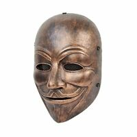 Airsoft Paintball Bb Gun Wire Mesh Protection V For Vendetta Mask Prop M52b