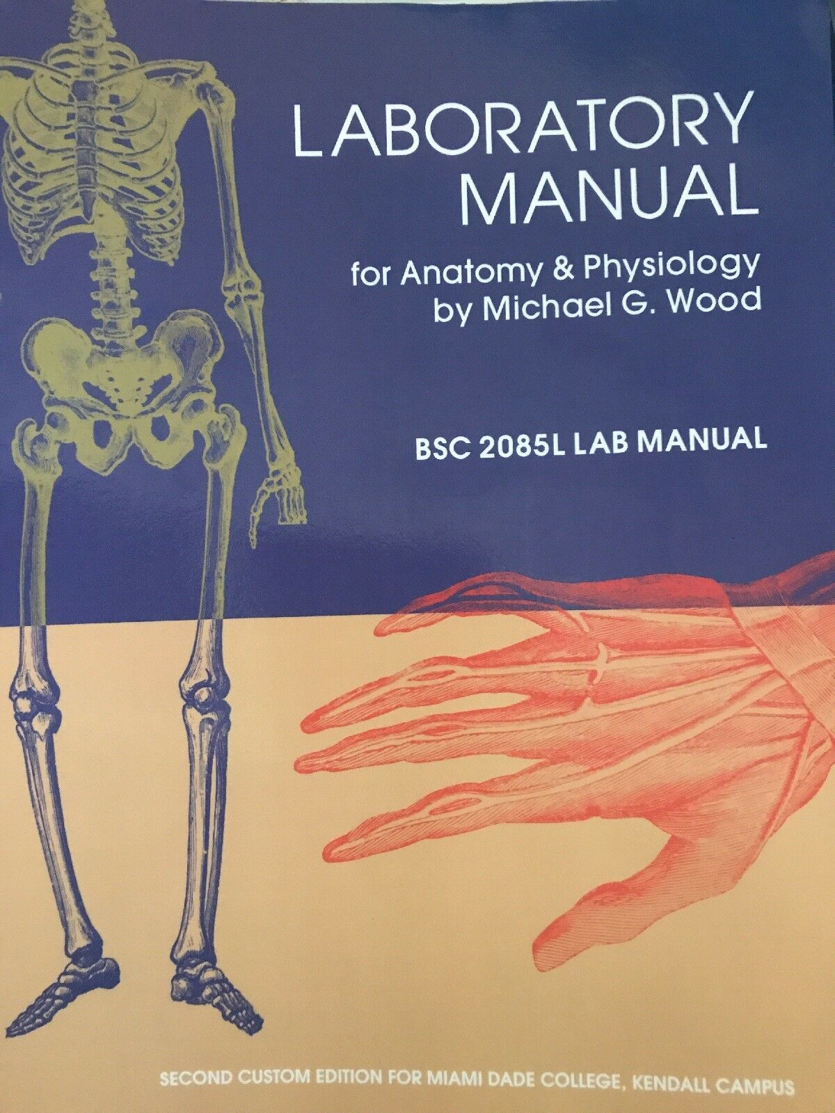 Laboratory Manual for Anatomy and Physiology, Second Edition with ...