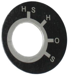 See Listing For Compatible Tractors Various Positions Light Switch Badge