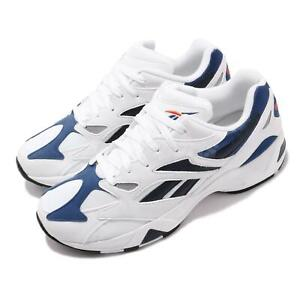 Reebok-Aztrek-96-White-Royal-Fiery-Orange-Men-Running-Shoes-Sneakers-DV6756