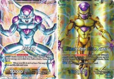 Ultimate Form Golden Frieza BT1-083 Rare Dragon Ball Super TCG NM Frieza