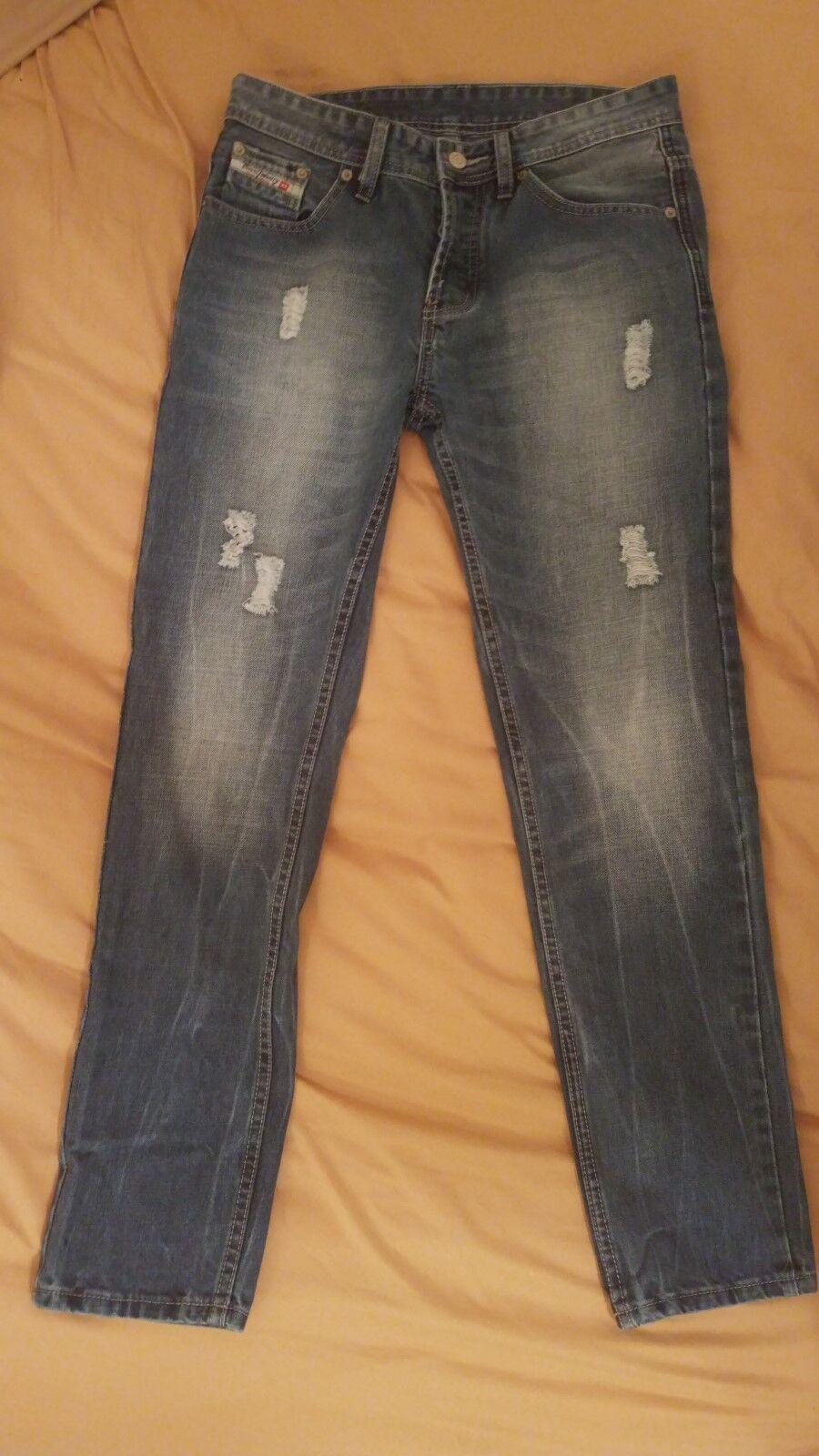 Diesel Jeans Straight Slim - Size 32 31
