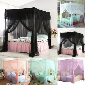 Bed Canopy Curtain Mosquito Net Single