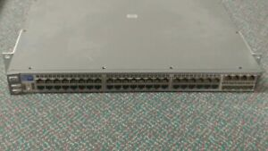HP ProCurve J4904A 2848 48-Port Gigabit Ethernet Switch