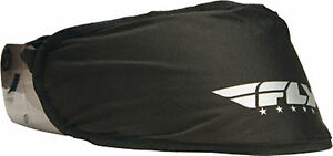 Motorcycle-Helmet-Shield-Bag-Fanny-Pack-Protects-Visor-FLY-Racing-Black-NEW