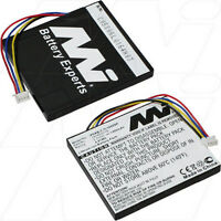 Pdab-3.7l1060sp 3.7v 1.3ah Lithium Pda And Pocket Pc Battery