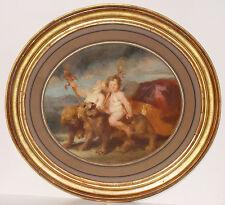 Hans Makart Rubens Löwe Putto Putti lion leone Wien Barock Rom Antike Festzug