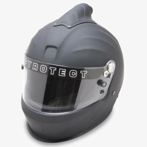 Pyrotect SA2015 Pro Sport Top Forced Air Duckbill Helmet Hans Device Ready /'