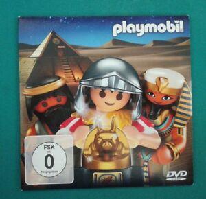 Playmobil-DVD-ROMER-UND-AGYPTER-NEU-Laufzeit-13-min-PAL-16-9-D-FRA-ITA