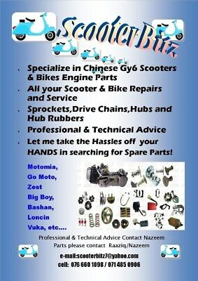 Motomia spitzer in South Africa Deals on Motorcycle Parts