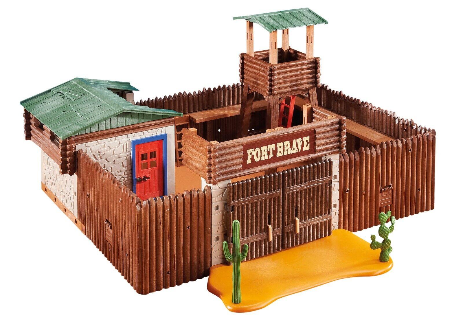 descuento Jugarmobil Western Fort Brave del del del Oeste ref 6427 Nuevo  ¡No dudes! ¡Compra ahora!