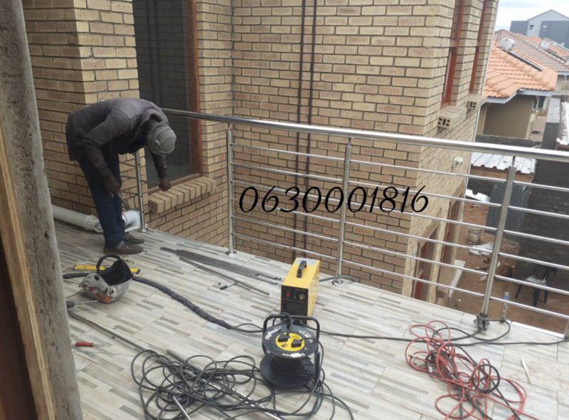 Balustrades and staircases 0630001816