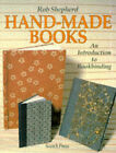 Hand-made Books by Rob Shepherd (Paperback, 1994)