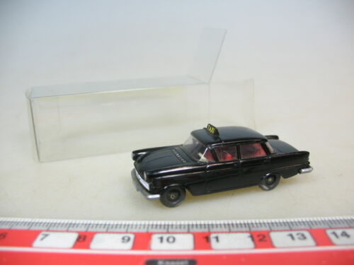 L929-0,5# Wiking H0 Opel Kapitän Taxi GK 149/5 sehr gut