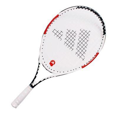 Adidas adiPro23 Kinder Tennisschläger besaitet Alu Tennis Schläger Racket Sport