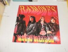 RAMONES - MONDO BIZZARRO - LP 1992 Chrysalis Records MADE IN ITALY - MINT-/VG++