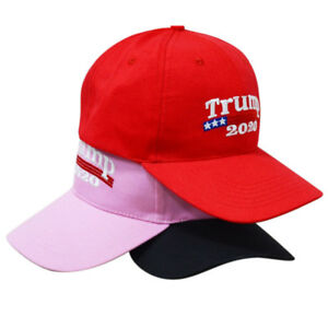 Trump 2020 President Make America Great Again MAGA Baseball Cap Hat ... 180b150260fe