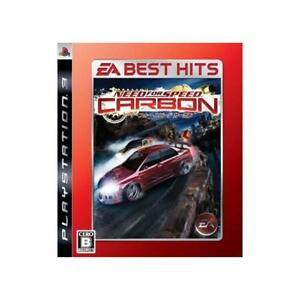 Used Ps3 Ea Best Hits Need For Speed Carbon Japan Ver