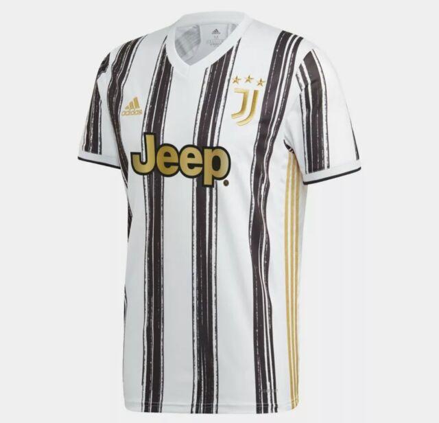 adidas 2020-21 JUVENTUS Stadium Home Soccer Jersey Mens Size 2xl ...