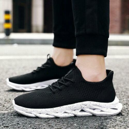 Men/'s Low Top Trainers Sport Running Breathable Walking Sneakers Shoes Stylish