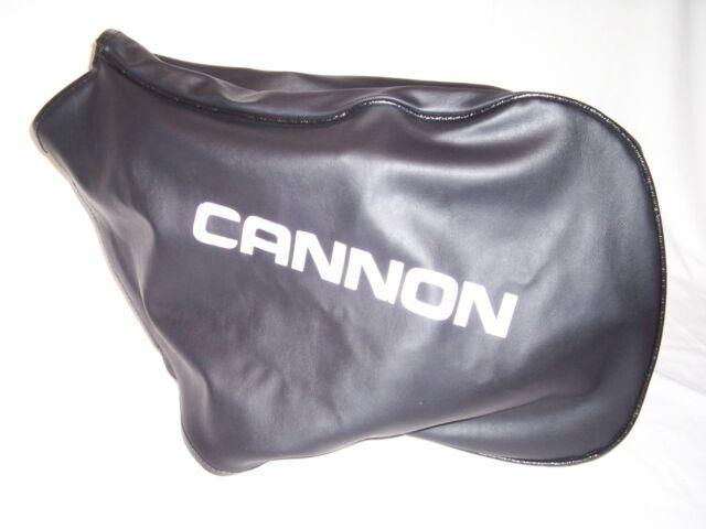 Black Cannon Downrigger Cover