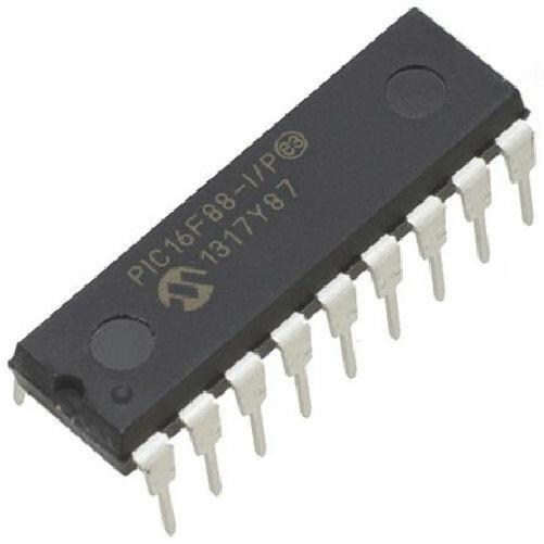 1 X PIC16F88-I/P PIC microcontroller