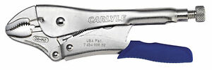 Carlyle-Tools-by-NAPA-LPCJEZ7-7In-Curved-Jaw-Easy-Release-Locking-Pliers