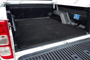 Ford Ranger T6 Carpet Load Bed Liner Boot Mat Non Slip