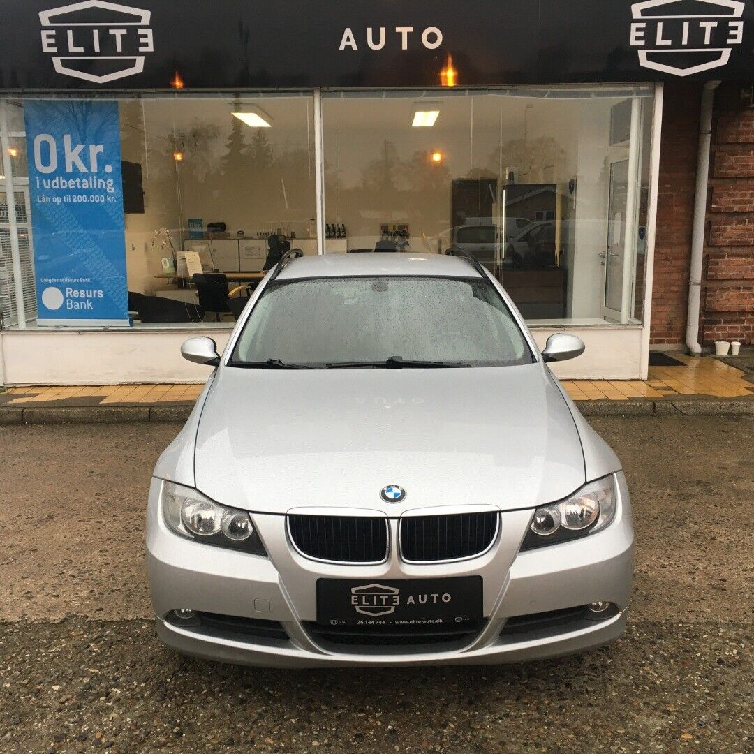 BMW 320i 2,0 Touring Steptr. 5d - 99.900 kr.