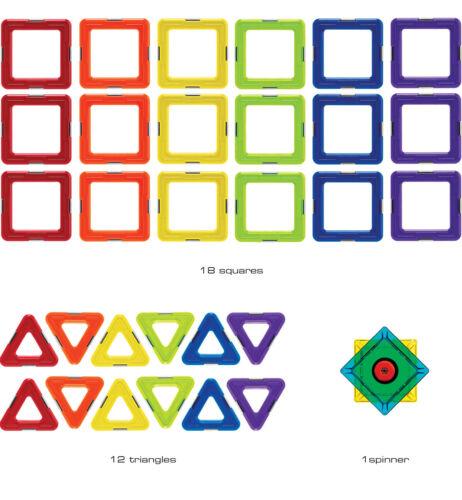 Bau- & Konstruktionsspielzeug-Sets GeoSmart GeoSphere Set 31 Teile