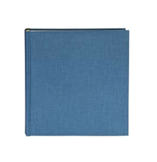 Fotoalbum, Familienalbum, Leinenalbum von Goldbuch Summertime Trend blau