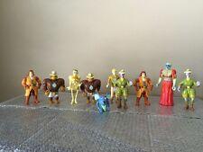 Vintage 1987 Filmation Ghostbusters Lot- 10 Haunter Prime Evil /Bat a Rat Loose