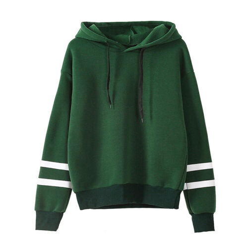 Details about  /Women Hoodie Sweatshirt Hooded Sweater Coat Winter Casual Pullover Jumper Tops