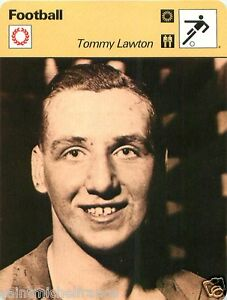 FICHE-CARD-Tommy-Lawton-ANGLETERRE-ENGLAND-FOOTBALL-70s