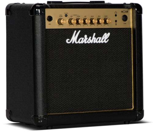 Marshall MG15GR Guitar Amp Combo With Reverb