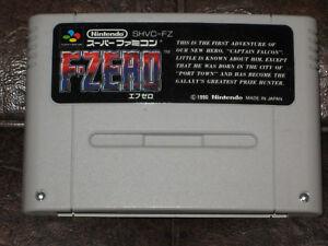 F-Zero-Super-Famicom-Nintendo-SFC-SNES-JP-Japan-Import-0-Fzero