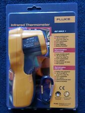 Brand New Fluke 62 Max Infrared Thermometer 22 1202f Range 121 Ratio