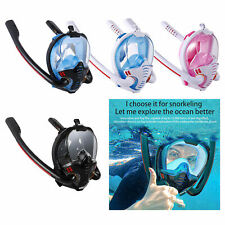 Snorkel Mask Full Face Snorkel Diving Mask With 180 Panorama