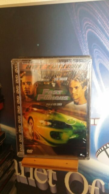fast and furious hot edition jewel box *DVD*NUOVO