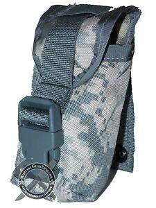 Molle Ii Universal Digital Acu Flash Bang Grenade Pouch Genuine Us