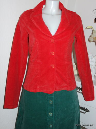 di Rope viola Giacca a Samt velluto in Kord coste re velluto Jacke Blazer Louie Pink da rosso qq6wOX