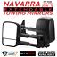 BettaView-Extendable-Caravan-Towing-Mirrors-NISSAN-NAVARA-D40-550-2004-2015 thumbnail 1