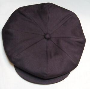 CASQUETTE-HAT-VINTAGE-RETRO-TITANIC-Chocolat-IRLANDAISE-FRENCH-TITI-PARIS-CAP