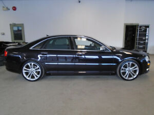 2008 AUDI S8 V10 QUATTRO! 450HP! 1 OWNER! SPECIAL ONLY $16,900!